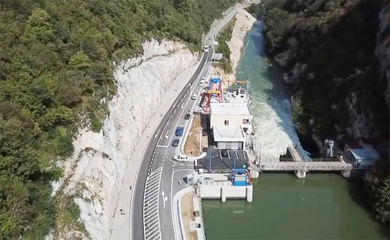 Rezultat slika za otvorena hidroelektrana bočac 2